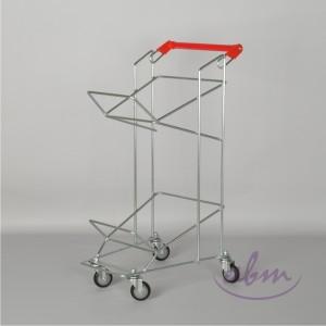 wózek na koszyki