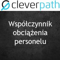 Współczynnik obciążenia personelu - Cleverpath