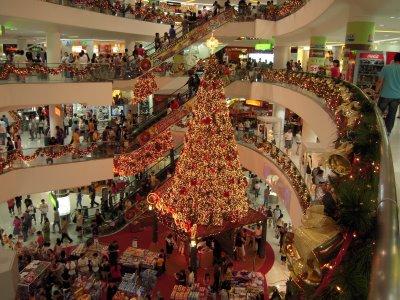 Galeria Handlowa podczas świąt
