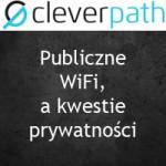 Publiczne WiFi a prywatno??