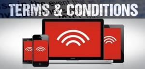 WiFi warunki